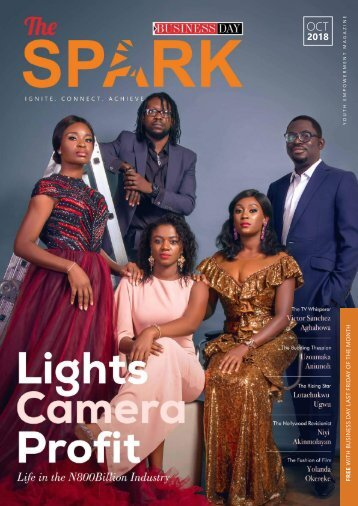 The Spark Magazine (Oct 2018)