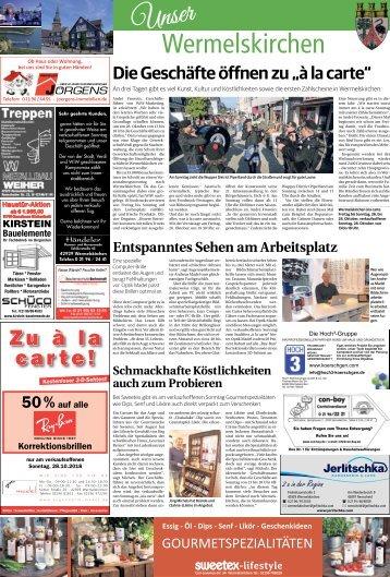 Unser Wermelskirchen  -26.10.2018-