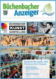 November 2018 - Büchenbacher Anzeiger