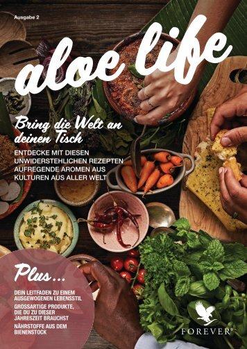 Aloe Life Magazine 02/2018
