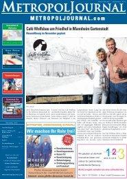 MetropolJournal 11-2018 November