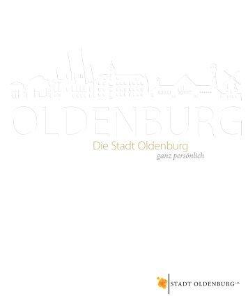 Die Stadt Oldenburg - ganz persönlich