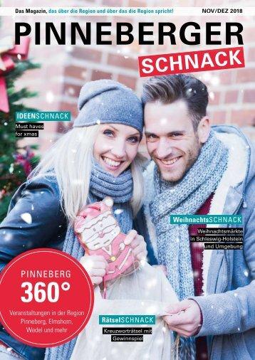 PINNEBERGER Schnack NOV/DEZ 2018