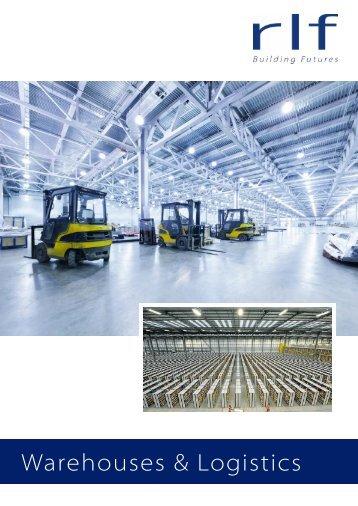 Warehouses Brochure Spreads