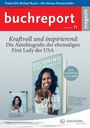 buchreport.magazin 11/2018