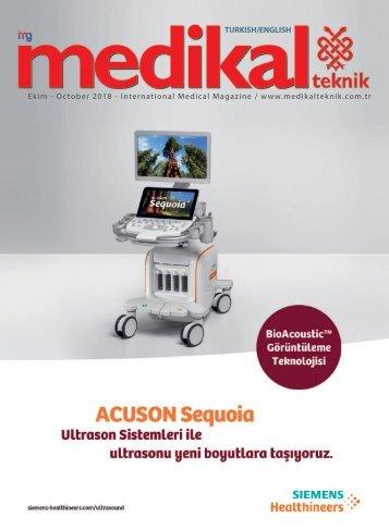 Medikal Teknik Ekim 2018