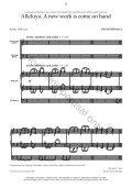 David Bednall choral sampler  - Page 5