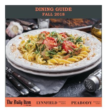 Dining Guide Fall 2018