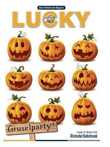 Lucky - Oktober 2018