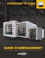Guide d'aménagement fourgonnette cube et remorque (2021)