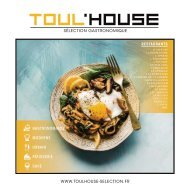TOULHOUSE 21 SELECTION