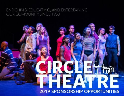 2019 Sponsor Opportunities | Circle Theatre