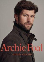 Archie Foal Lookbook