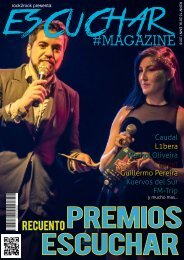 Escuchar Magazine N°1