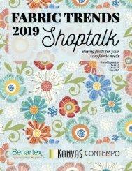 Fabric Trends 2019 Shoptalk
