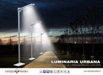 CATALOGO LUMINARIA URBANA - www.santiagomuebles.cl