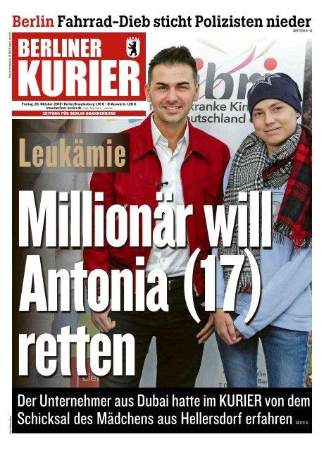 Berliner Kurier 26.10.2018