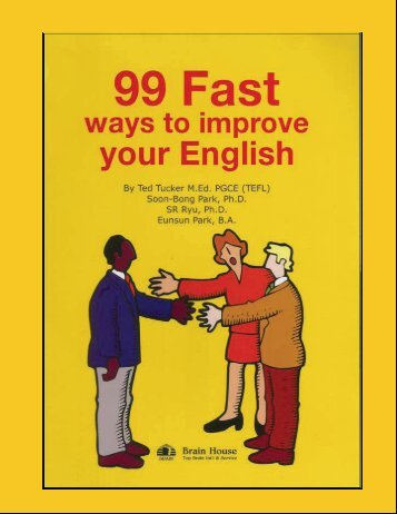 99 ways to improve your english