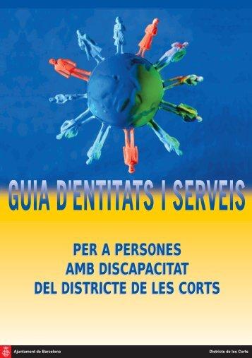 Districte de les Corts - Ajuntament de Barcelona