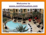 Furnished Houston Corporate Housing