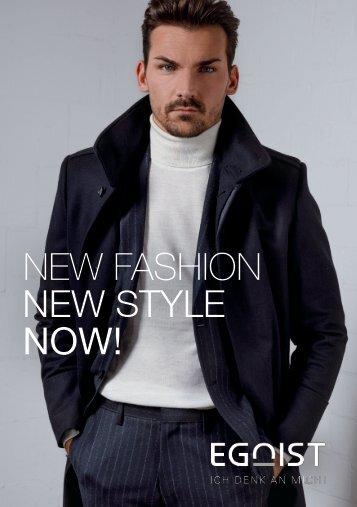 NEW FASHION // NEW STYLE