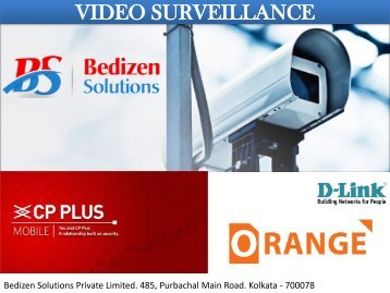 Video Surveillance - Product Catalogue