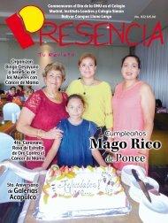 Revista Presencia Acapulco 1122