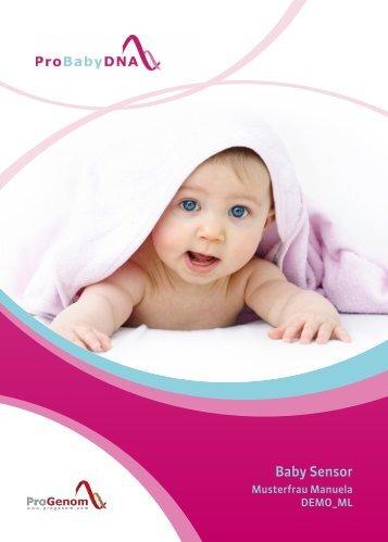 Baby Sensor DEMO DE