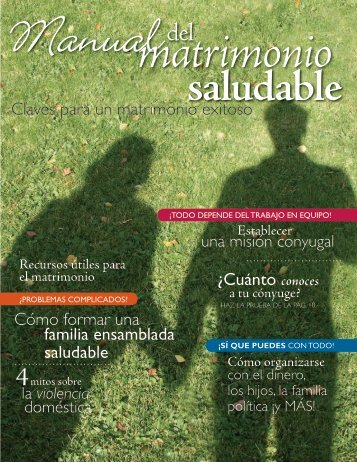 matrimonio saludable