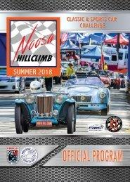 NBCCC - Summer Hillclimb PROGRAM