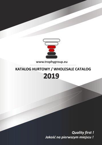 TROPHYGROUP - katalog PREMIUM 2019
