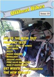 Offbeat Bikes Issue 10