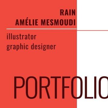 rain portfolio (français)