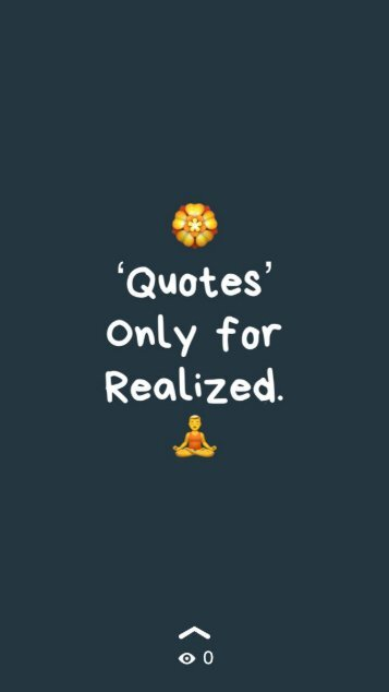 realized quotes
