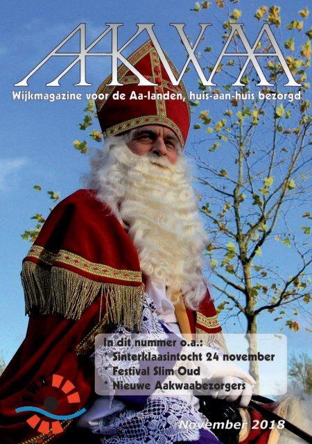 Wijkblad Aakwaa november 2018