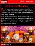 DÍA DE MUERTOS MÉXICO  - Page 5
