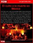 DÍA DE MUERTOS MÉXICO  - Page 6