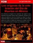 DÍA DE MUERTOS MÉXICO  - Page 7