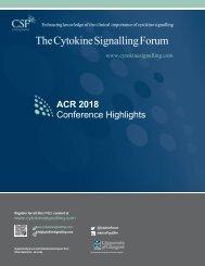 ACR 2018 Congress Review