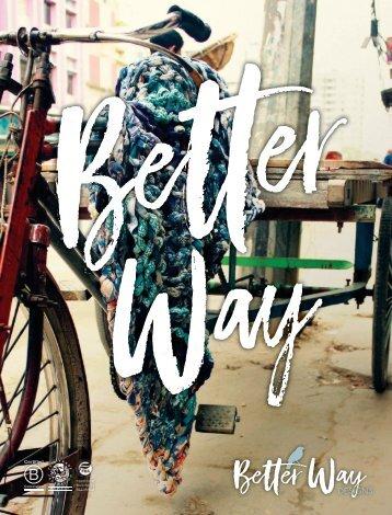 2018-2019 Better Way Designs Catalog