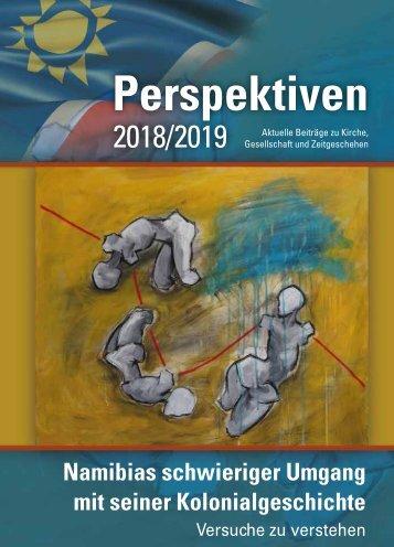 Perspektiven 2019 zum Anlesen