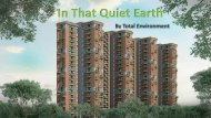 Total environment in that quiet earth