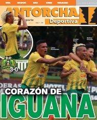 Antorcha Deportiva 340