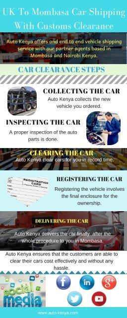 Shipping a Car to Mombasa | Shipping Methods - Auto Kenya