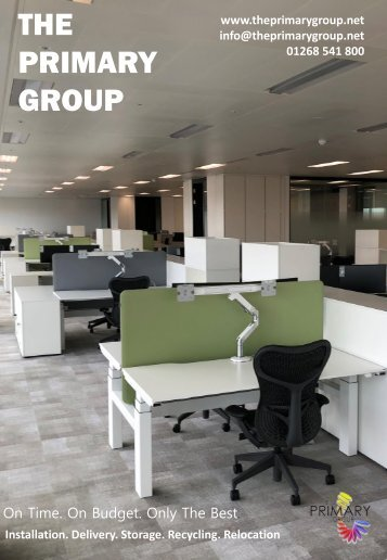 The Primary Group Brochure
