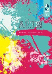 Arts Brochure Michealmas 2018 Digital-compressed-min-min-min-min-ilovepdf-compressed-ilovepdf-compressed
