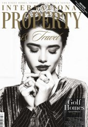 International Property & Travel Volume 25 Number 6