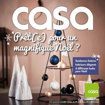 Casa catalogue 29 octobre-25 novembre 2018