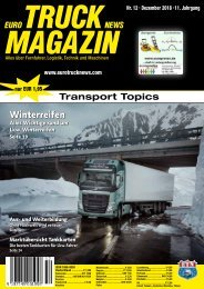Euro Truck News Digital Nr. 12/2018