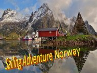 Sailing Adventure Norway